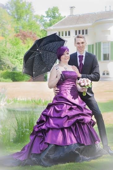 Huwelijk Michelle en Chris