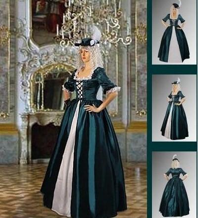 Renaissance jurk 122