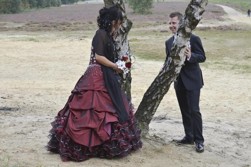 Huwelijk Lisette en Ronald 2