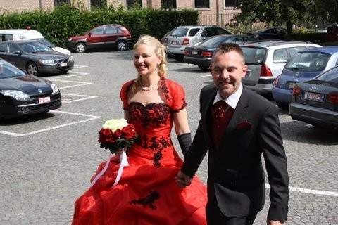 Astrid en Jonathan