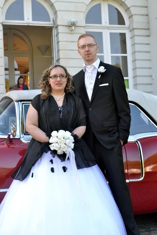 Huwelijk Nele en Christophe 2