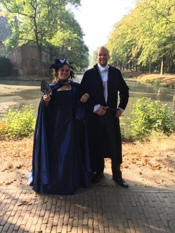 Leandra en Maarten Elfia Arcen 2016 3