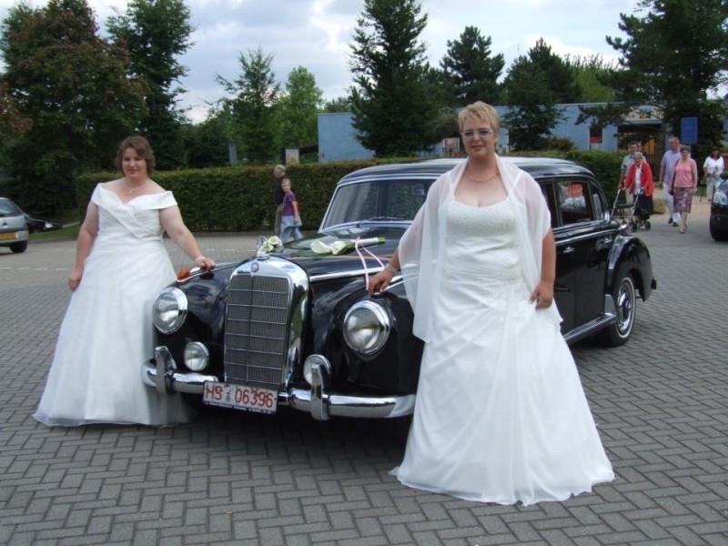 Huwelijk Daphne en Patricia