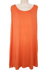 Lang hemd, grote maat,oranje