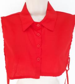 Rode kraag