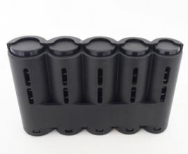 Munten-kit van hard en stevig plastic