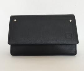 Koopmansbeurs / Horeca-portemonnee met muntenkit en verstelbare riem