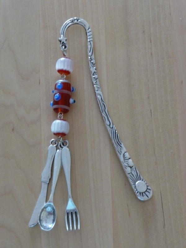Rood blauw wit bestek -090328-