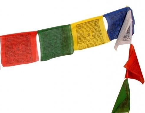 Afbeeldingsresultaat voor gebed vlagjes tibet