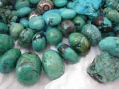 turkooisgroenblauwestenen
