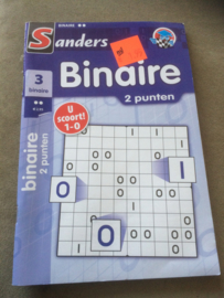 Binairo deel 3