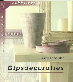 Gipsdecoraties - Astrid Ritmeester