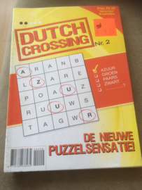 Dutch Crossing deel 2 geel