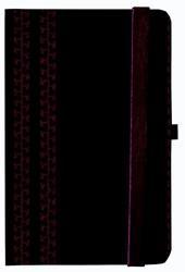 BonCahier Métropoli - Andino notitieboek met rode band