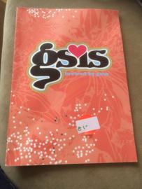 A4 schrift gelinieerd Gsus