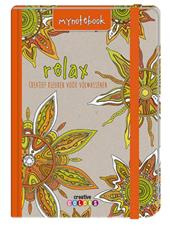 My notebook - Relax kleuren voor volwassenen