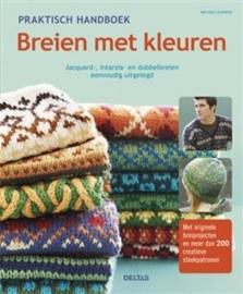 Praktisch handboek Breien met kleuren - Melissa Leapman