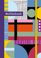 Notitieboek (groot) - Multicolor