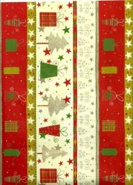 Kerst-cadeauverpakking
