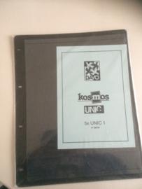 Kosmos Unic 1 insteekbladen