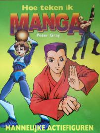 Hoe teken ik Manga - Mannelijke actiefiguren