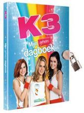 K3 dagboek met slot