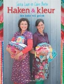 Haken & Kleur - Saskia Laan en Claire Boeter