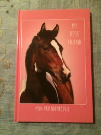 Vriendenboekje Paarden