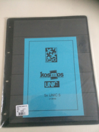 Kosmos Unic 5 insteekbladen