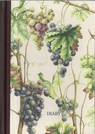 JBS Autumn Grapes Dagboek/Notitieboek