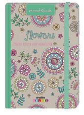 My notebook - Flowers creatief kleuren voor volwassenen