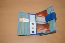 Succes Organizer Junior Stripes Blauw