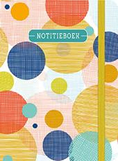 Notitieboek (groot) - Circles