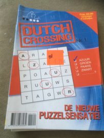 Dutch Crossing deel 1 blauw