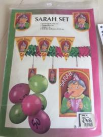 Sarah set