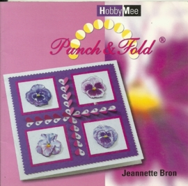 Punch & Fold - Jeanette Bron