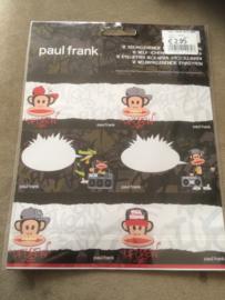 Etiketten Paul Frank