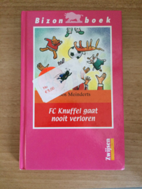 FC Knuffel gaat nooit verloren