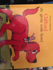 Clifford de grote rode hond