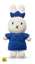 Nijntje handmade gehaakt en haar blauwe koningsset