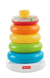 Fisher Price Piramide Stapelringen