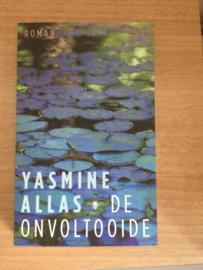 De onvoltooide - Yasmine Allas