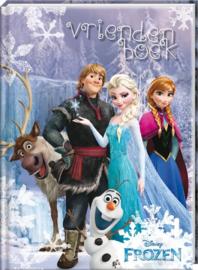 Vriendenboekje Frozen