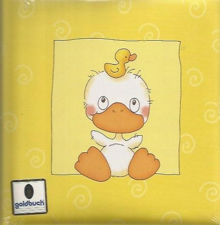 Goldbuch poeziealbum Ducky 1