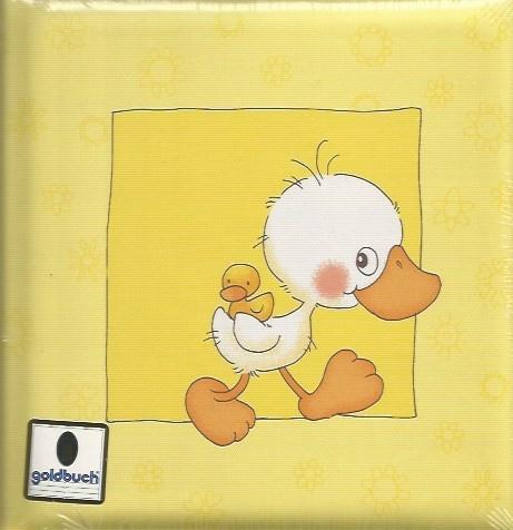 Goldbuch poeziealbum Ducky 3