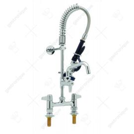 Voorspoeldouche MINI bladmontage T&S Brass | EMPV-6DLN-06
