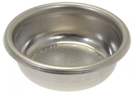 filter 2 CUPS FILTER 16 gr ø 70x23 mm