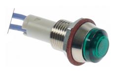 signaallamp groen rond 400V