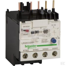 Motor Leventi oven beveiliging 0,8-1,2 Ampère