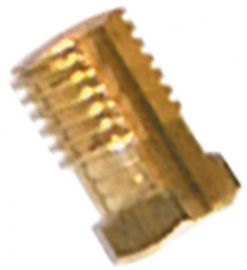 thermokoppelmoer draad M8x1 vpe 1stuk